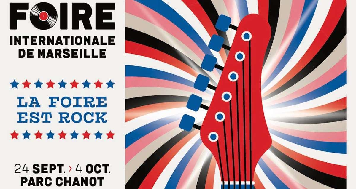 Notre présence à la Foire de Marseille du 24/09 au 04/10